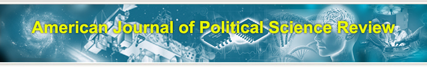 American Journal of Political Science Review