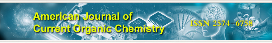American Journal of Current Organic Chemistry