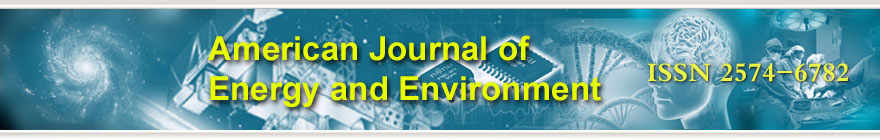 American Journal of Energy and Environment